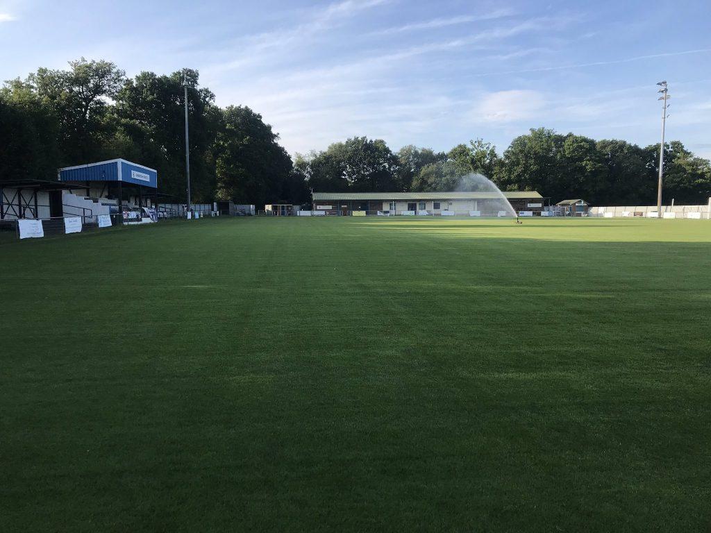 crowborough athletic pitch scefl