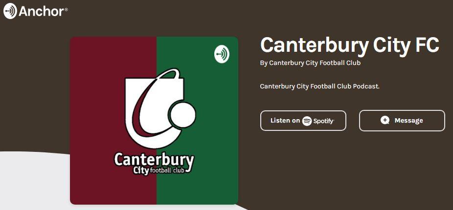 canterbury city podcast
