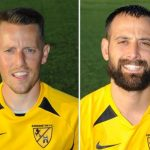 Kennington duo call it a day