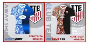 sheppey united shirt
