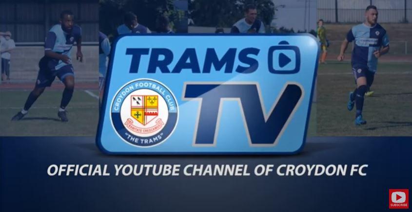 trams tv youtube croydon fc